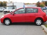 Nissan Versa 2011 1.8S*HATCH*AUTO*AC*GR ELEC*AUX*MP3