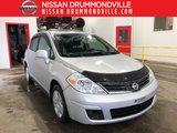 Nissan Versa 2012 S- AUTOMATIQUE- BAS MILLAGE -TOIT- AUBAINE!!