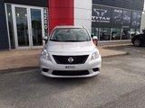 Nissan Versa 2013 S,