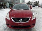 Nissan Versa 2013 SV/BLUETOOTH/CRUISE CONTROL/AIR CLIMATISÉ