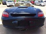 Porsche Boxster 2005 MANUELLE PROPRETÉ ET PERFORMANCE AU RENDEZ-VOUS