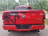 Ram 1500 2013 SPORT - QUAD CAB - 4X4 - CUIR/TISSU - HITCH - GPS