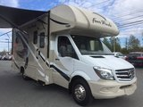 Thor FOUR WINDS 2018 24 HL / CLASSE C / 2 EXTENSIONS !!