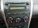 Toyota Corolla 2009 S/TOIT OUVRANT