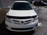 Toyota Corolla 2012 AUTOMATIQUE CLIMATISEUR GROUPE ÉLECTRIQUE