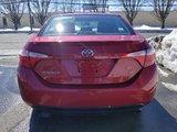 Toyota Corolla 2014 S- AUTOMATIQUE- CUIR/TISSUS- CAMÉRA!!
