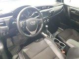 Toyota Corolla 2014 S - AUTOMATIQUE - CUIR/TISSUS - CAMÉRA !!