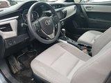 Toyota Corolla 2015 LE - AUTOMATIQUE - CAMÉRA - JAMAIS ACCIDENTÉ !
