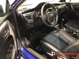 Toyota Corolla 2015 S - MANUELLE 6 VITESSES - TOIT - CUIR / TISSU