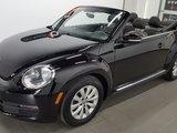 Volkswagen Beetle Convertible 2013 Comfortline, convertible, cuir, sièges chauffants