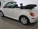 Volkswagen New Beetle Convertible 2010 Comfortline, cuir, régulateur, sièges chauffants
