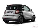 fortwo coupé PURE 2016