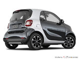 fortwo coupé pure 2017