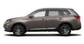 Mitsubishi Outlander ES 2RM 2017
