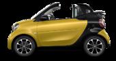 Smart Fortwo Cabriolet - électrique PASSION 2017