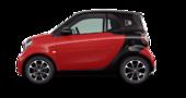 Smart Fortwo coupé - électrique PASSION 2017