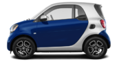 smart fortwo coupé pure 2017