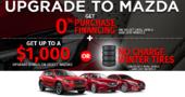 Upgrade to Mazda!