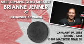 Meet and Greet with Olympic Gold Medalist Brianne Jenner!