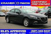 2015 Mazda Mazda3 GS w/6-Speed Manual