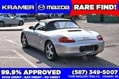 2001 Porsche Boxster Convertible