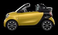Fortwo Cabriolet - électrique