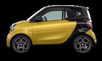 smart fortwo coupé - électrique