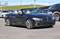 2014 BMW 435i Convertible w/M Sport Package