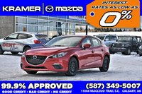 2015 Mazda Mazda3 GS w/Back-up Camera!!
