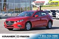 2016 Mazda Mazda3 GS w/Back-up Camera and Moonroof