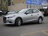 2016 Mazda Mazda3 GX *BEST DEAL*