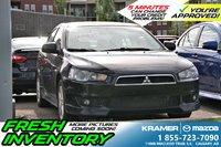 2009 Mitsubishi Lancer SE *LOW MILEAGE*