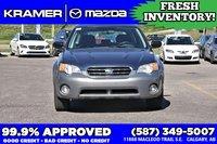 2007 Subaru Outback 2.5L AWD *LOW MILEAGE*