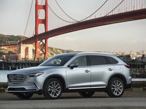 Mazda CX-9 Earns Spot on 2017 Car and Driver 10Best Trucks and SUVs Award