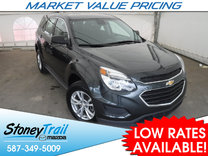 2017 Chevrolet Equinox LS AWD - CLEAN LOCAL VEHICLE HISTORY!