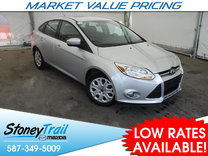 2012 Ford Focus SE - LOCAL VEHICLE HISTORY!
