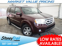 2011 Honda Pilot TOURING - CLEAN AND LOCAL HISTORY!
