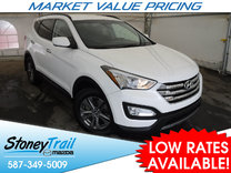 2014 Hyundai Santa Fe PREMIUM AWD - NO ACCIDENTS / LOCAL AB VEHICLE