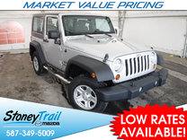 2010 Jeep Wrangler SPORT - ONE OWNER! CLEAN HISTORY!