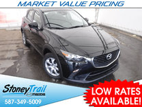 2018 Mazda CX-3 GX FWD - ONE OWNER! ALMOST NEW!