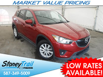 2013 Mazda CX-5 GS AWD - ONE OWNER TRADE IN!
