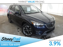 2016 Mazda CX-5 GT TECH - ONE OWNER LOCAL TRADE!