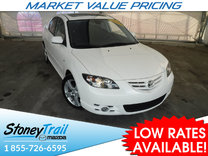 2006 Mazda Mazda3 GT - ONE OWNER! ACCIDENT FREE CARPROOF!