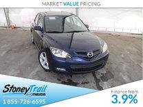 2008 Mazda Mazda3 GT SPORT - LOCAL CAR! GREAT CONDITION!
