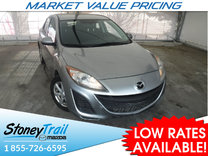 2011 Mazda Mazda3 GX - LOW MILEAGE! LOCAL CAR!