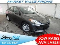2013 Mazda Mazda3 GS MOONROOF - LOCAL VEHICLE HISTORY