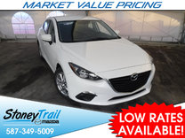 2014 Mazda Mazda3 GS SPORT - CLEAN HISTORY! ONE OWNER!