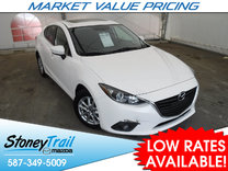 2014 Mazda Mazda3 GS - LEASE RETURN! LOCAL / CLEAN CAR!