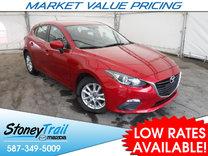 2015 Mazda Mazda3 GS - MAZDA CANADA LEASE RETURN! ONE OWNER!