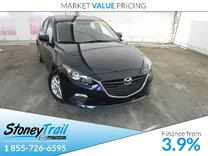 2016 Mazda Mazda3 GS Sport - ONE OWNER! LOCAL TRADE!